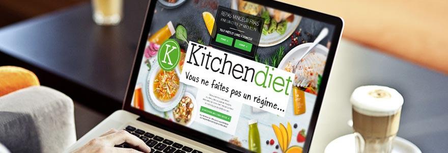 programme minceur Kitchendiet